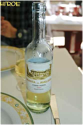 Vinho verde Quinta da Aveleda